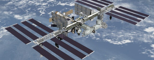 ISS 437.800 MHz cross band FM repeater activated